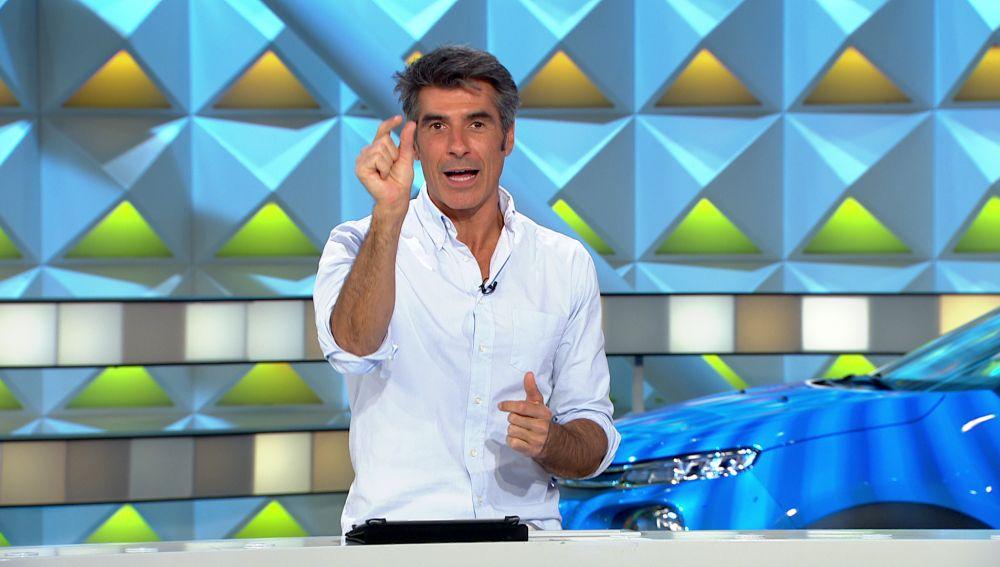 El truco infalible de Jorge Fernández para saber en qué lado se encuentra el depósito de gasolina del coche