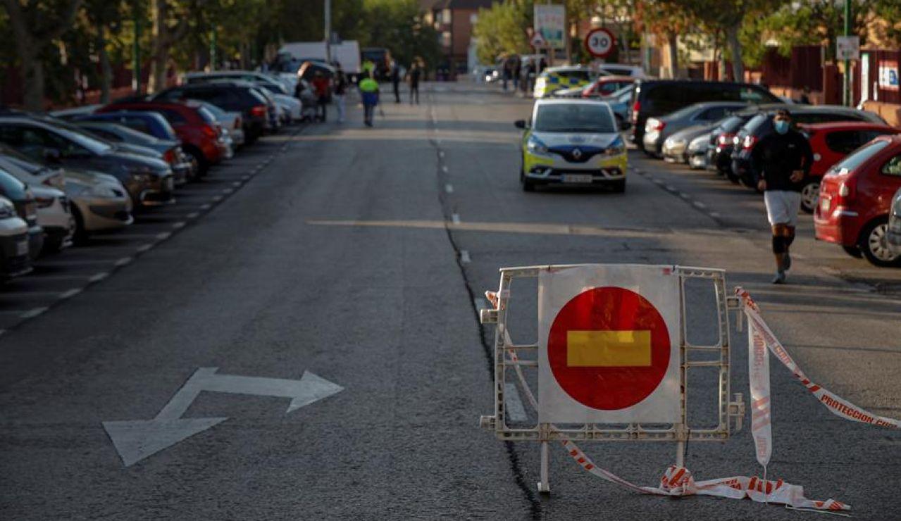 La Policía comienza a multar desde este miércoles a los infractores de las áreas restringidas por el coronavirus en Madrid