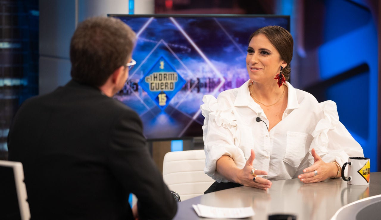 """María Peláe extrae la parte positiva de los nuevos conciertos: """"La gente tiene ganas de seguir sintiendo"""""""