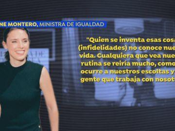 """Irene Montero posa para 'Vanity Fair': """"El acceso a la belleza es un derecho"""""""