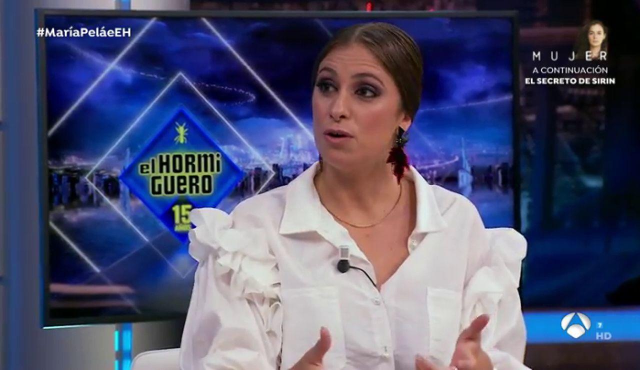 """María Peláe extrae la parte positiva de los conciertos en época de coronavirus: """"La gente tiene ganas de seguir sintiendo"""""""
