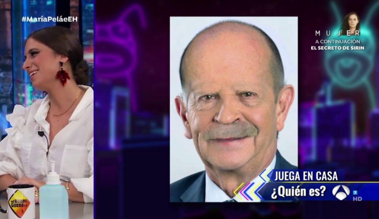 Trancas y Barrancas ponen a prueba a María Peláe con el famoso 'pelao'