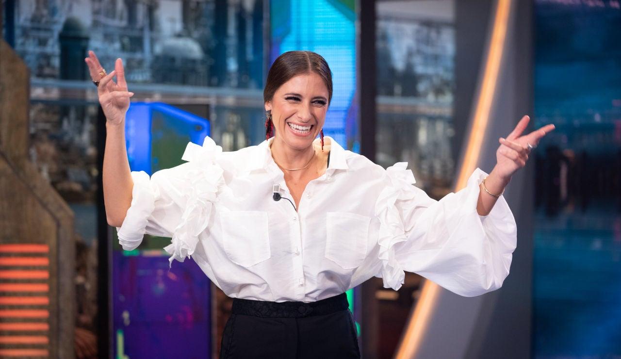 Disfruta de la entrevista completa de María Peláe en 'El Hormiguero 3.0'