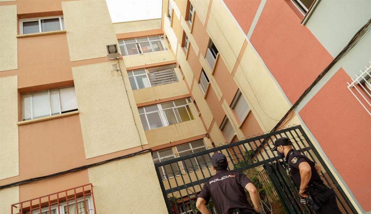 La policía investiga como violencia machista la explosión en una vivienda de La Laguna en Tenerife con dos heridos graves