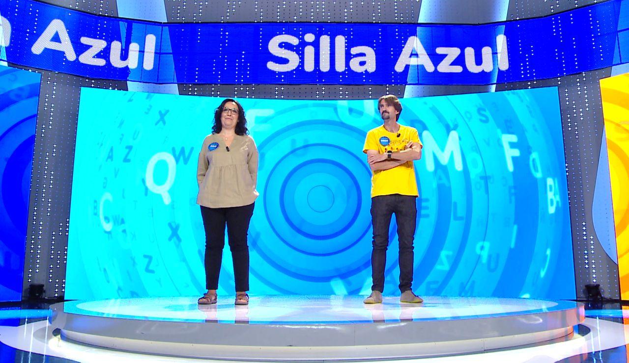 Glúteo y gemelo: las dos palabras que han eliminado a Diego de 'Pasapalabra'