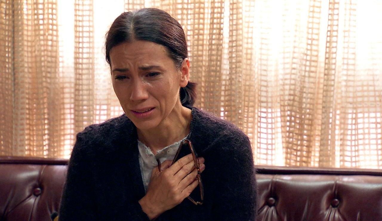 """Manolita, tremendamente desolada tras la pérdida de su hija: """"Da igual que llore, que grite o me enfade, nadie me la va a devolver"""""""