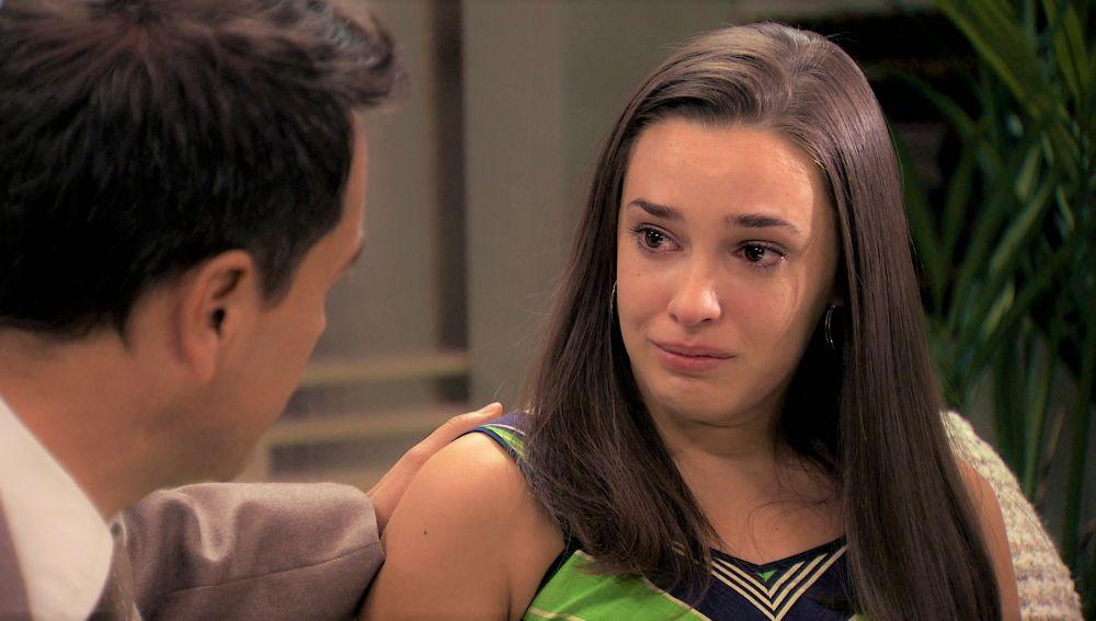 La triste noticia de los Gómez hace recordar a Emma su tragedia familiar