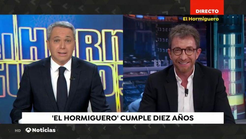 'El Hormiguero 3.0' cumple 10 temporadas de éxito en Antena 3
