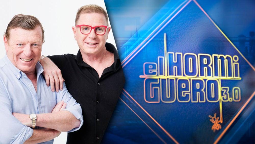 El lunes arrancamos la semana en 'El Hormiguero 3.0' con Los Morancos