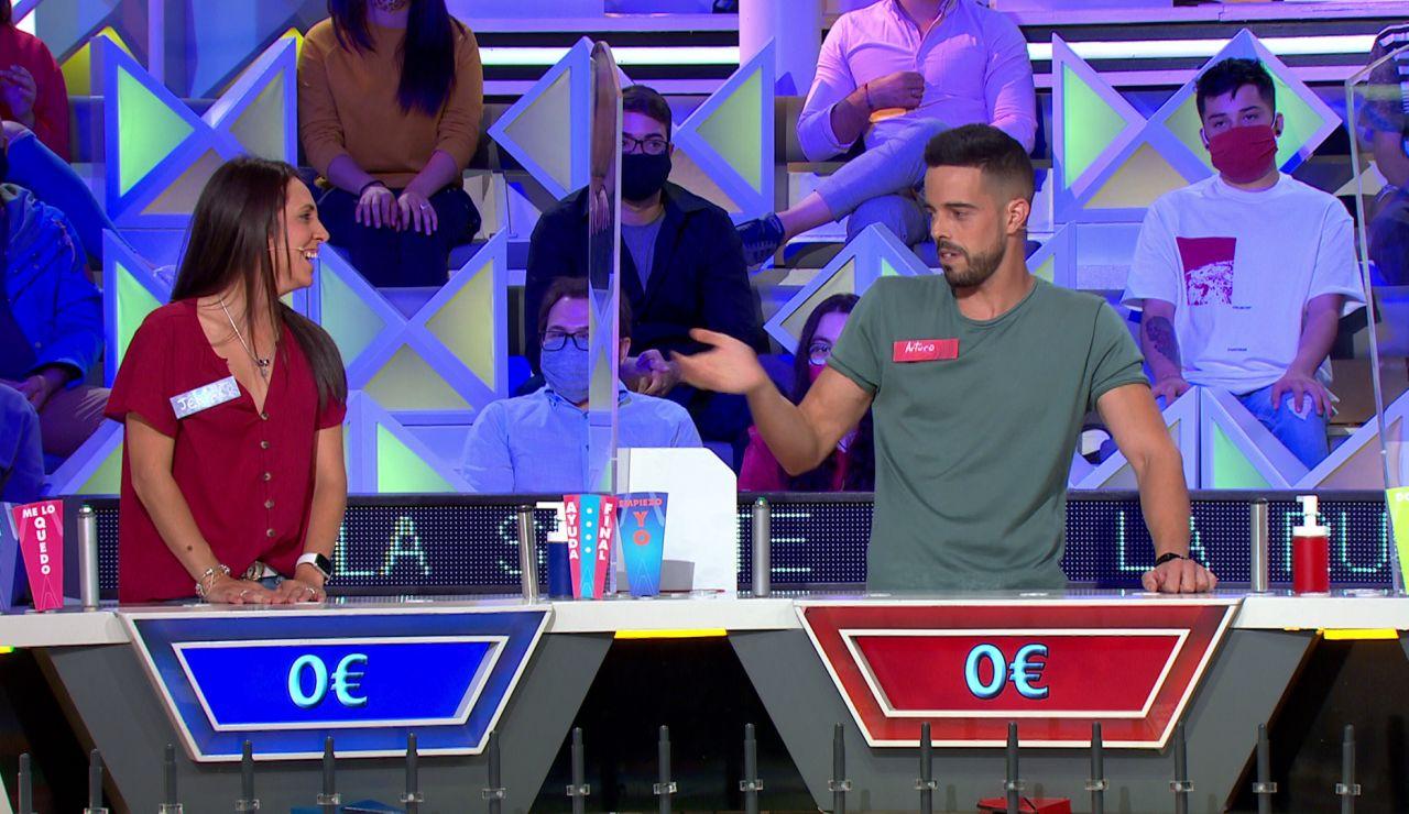 """La bondad de un concursante hace que sea el primero en algo en 'La ruleta de la suerte': """"Es la primera vez que pasa"""""""
