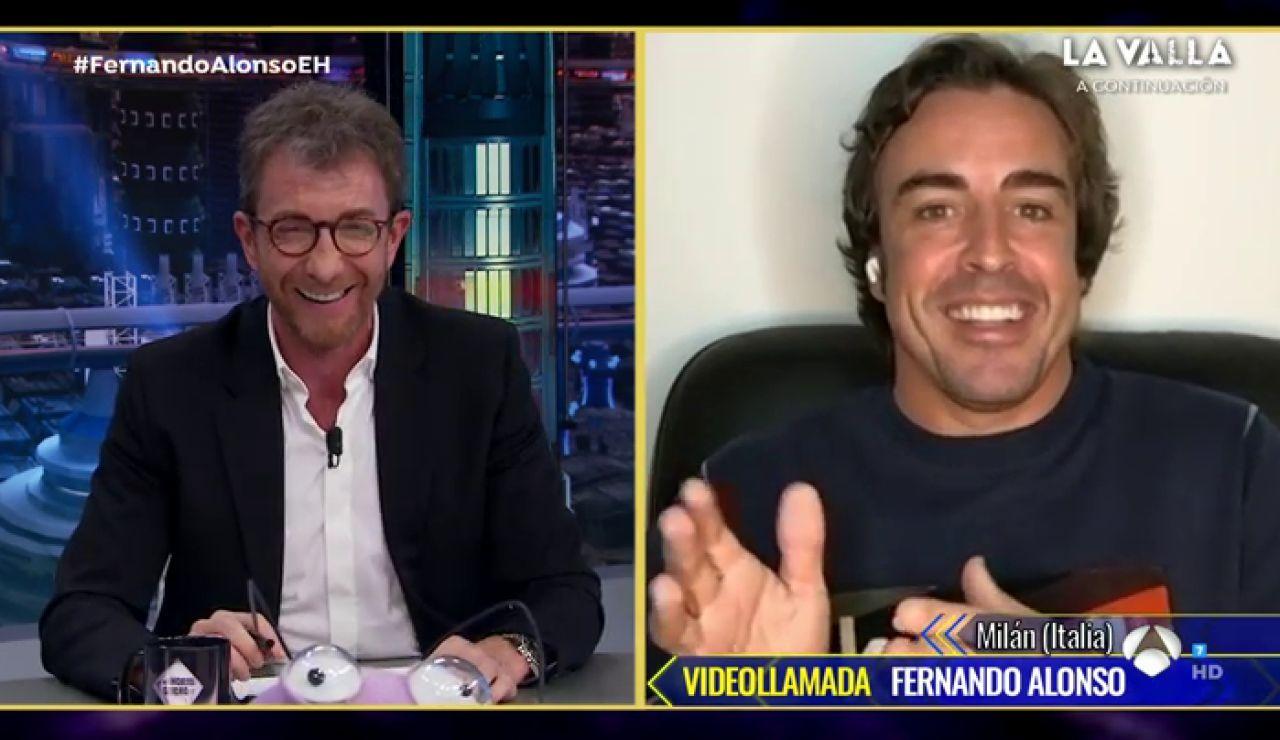 """El lado más friki de Fernando Alonso: """"Admito que es algo raro"""""""