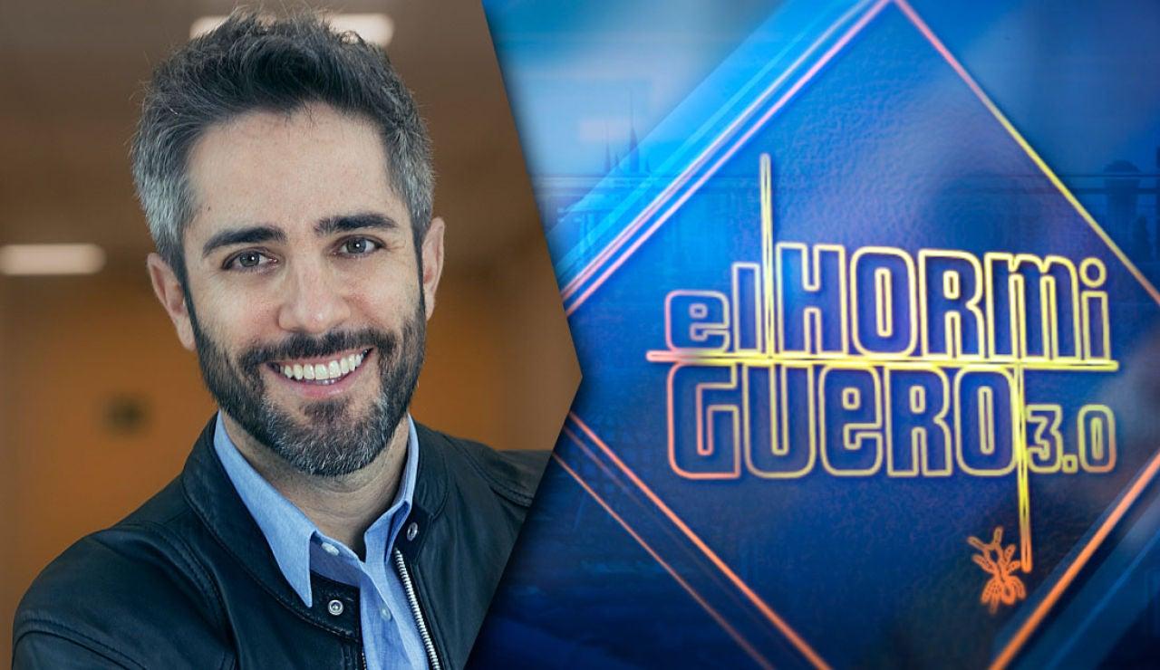 El jueves, Roberto Leal se divertirá en 'El Hormiguero 3.0'