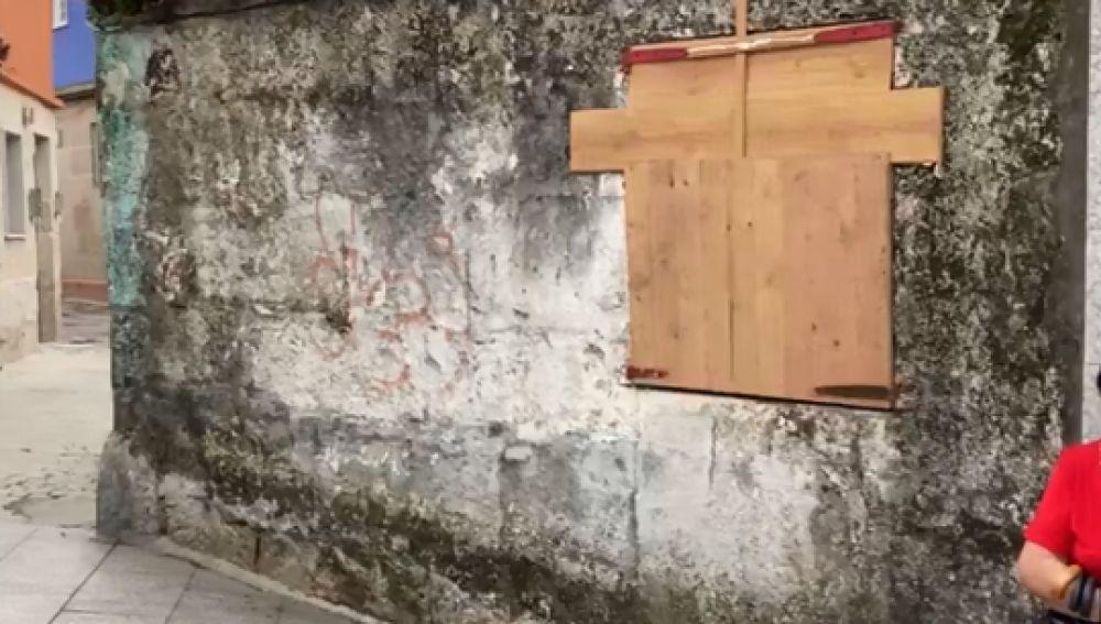 Tres viviendas okupadas en Marin, Pontevedra, se convierten en 'narcocasas'