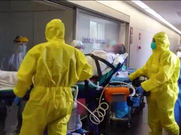 El 10% de los enfermos graves con coronavirus presenta anticuerpos que empeoran la enfermedad