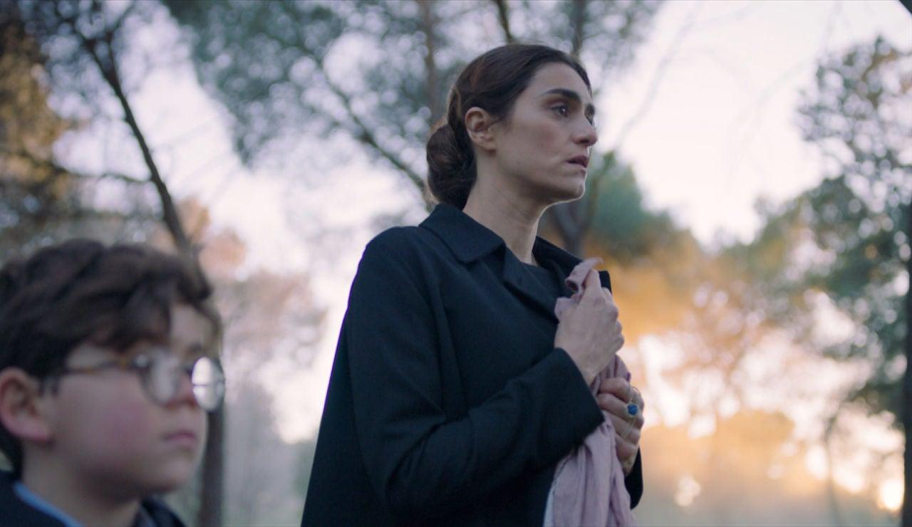 Julia, atemorizada ante el CIM, el lugar en el que puede encontrarse Marta
