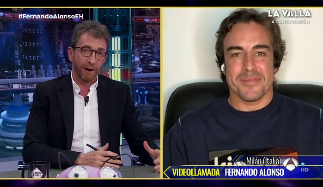 Las surrealistas situaciones a las que Fernando Alonso se ha enfrentado por culpa de la fama