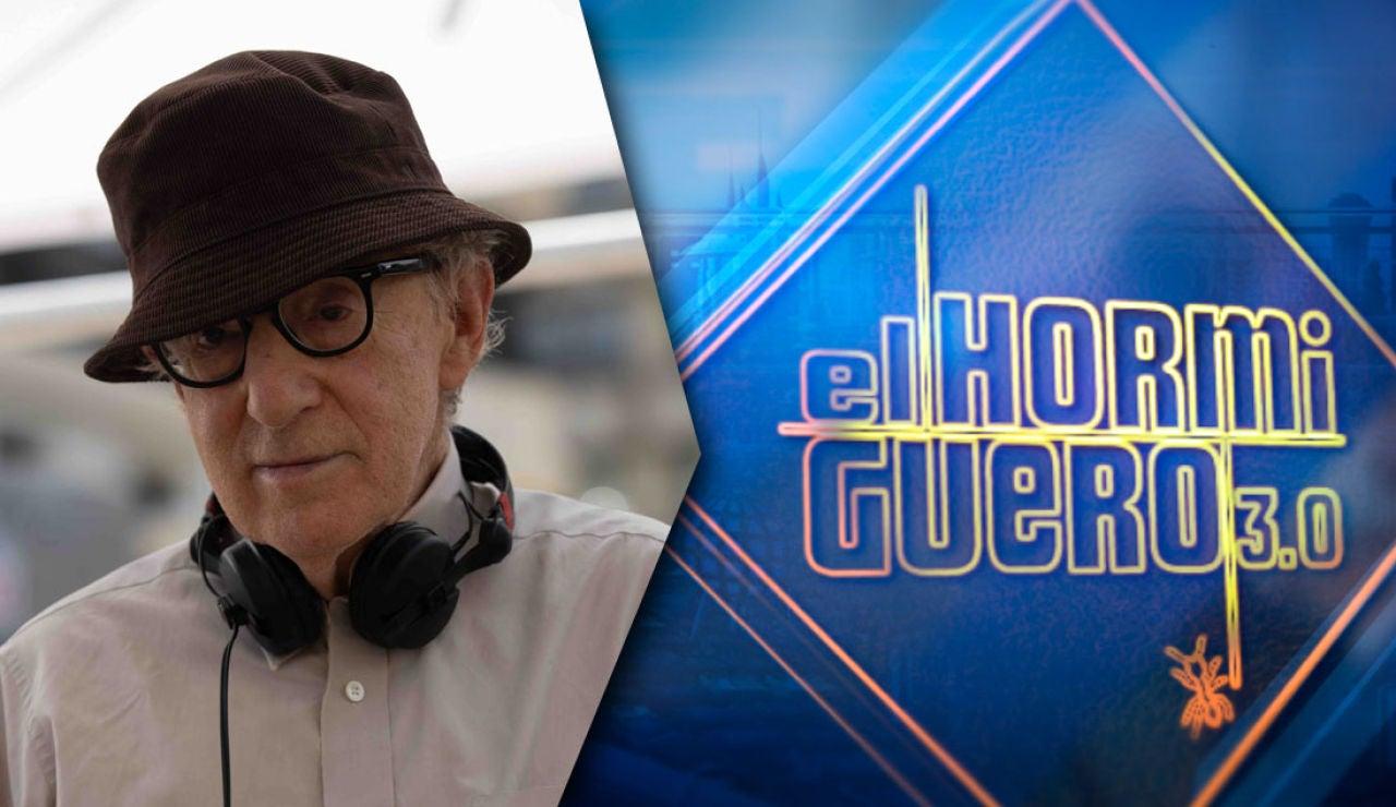 El miércoles, noche histórica en 'El Hormiguero 3.0' con la visita de Woody Allen