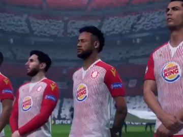 Burger King revoluciona FIFA 20 regalando hamburguesas y convierte al Stevenage en el equipo más utilizado