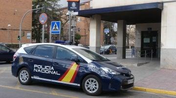 La Policía Nacional detuvo al presunto agresor