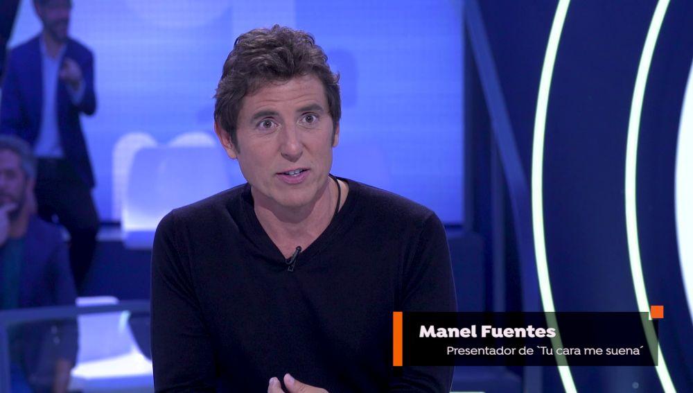 """Manel Fuentes, sobre su experiencia en 'Pasapalabra': """"Me ha hecho muy feliz"""""""