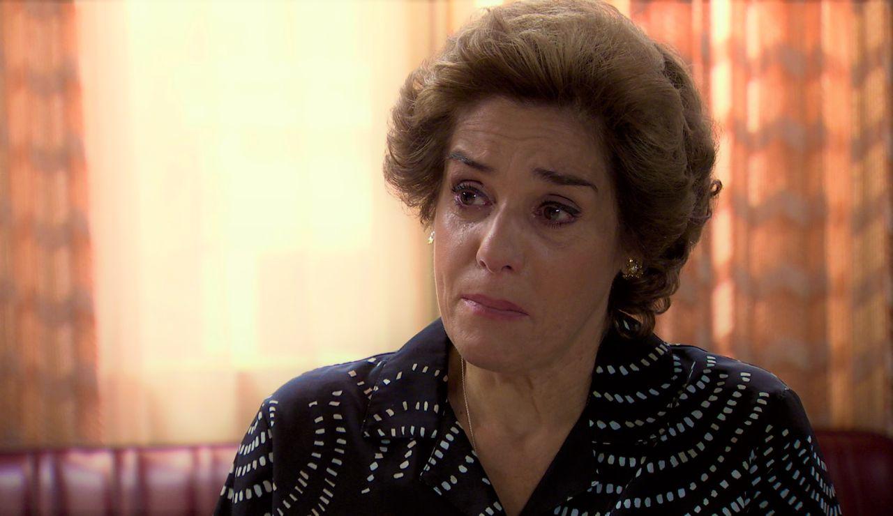 Benigna y Quintero tratan de buscar una explicación a la terrible muerte de Marisol