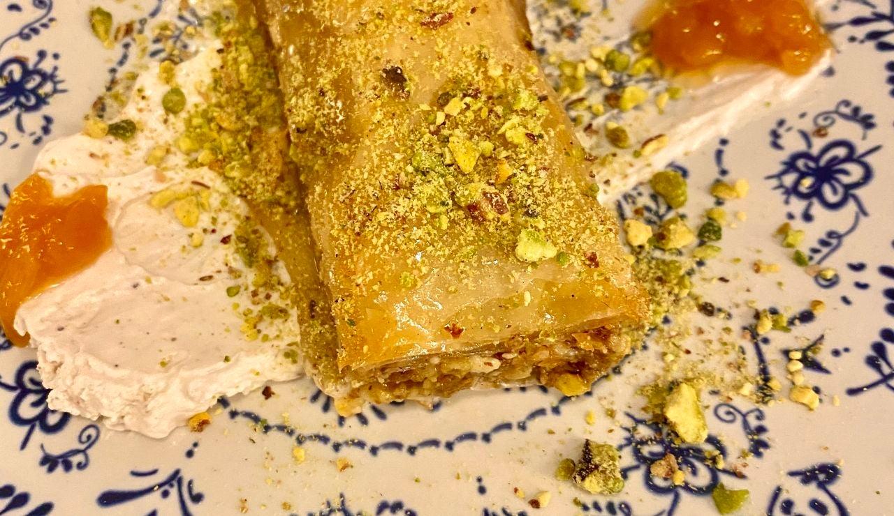 Gastronomía. El restaurante Fayer apuesta por la cocina israelí y argentina