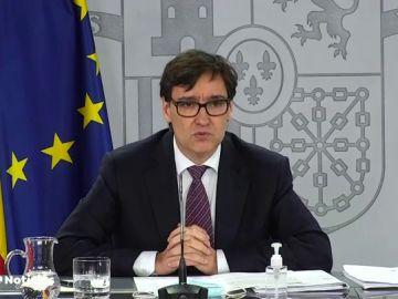 REEMPLAZO Salvador Illa recomienda cerrar toda la ciudad de Madrid por el coronavirus