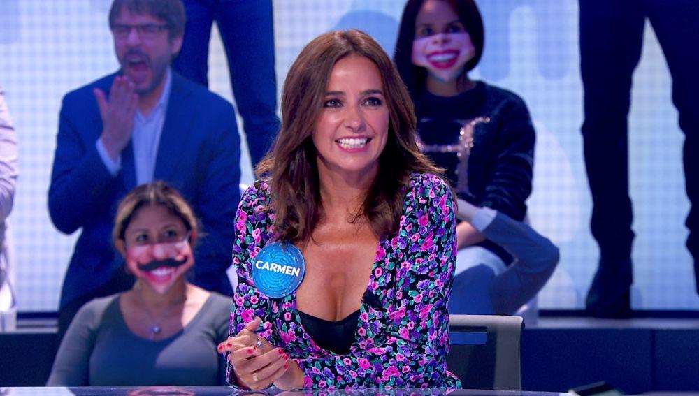 """Carmen Alcayde y Roberto Leal, sobre las sonrisas del público de 'Pasapalabra': """"Bonitas, perennes y raras"""""""