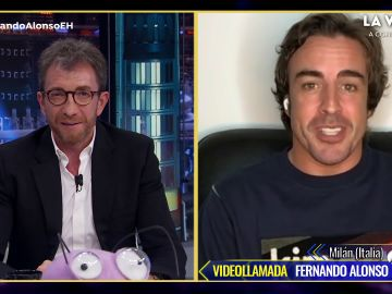 """Fernando Alonso, en 'El Hormiguero 3.0': """"Igual los otros países pagan un precio mayor con el coronavirus en unos meses"""""""