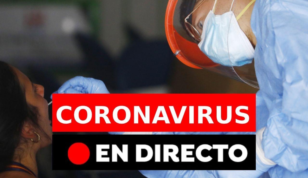 Coronavirus España hoy: Confinamiento Madrid, restricciones, nuevos casos y última hora, en directo