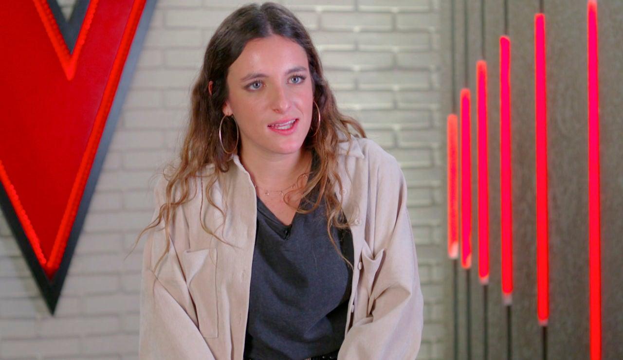 """Carlota Palacios: """"Soy un terremoto y me gusta transmitir lo que siento a los demás"""""""