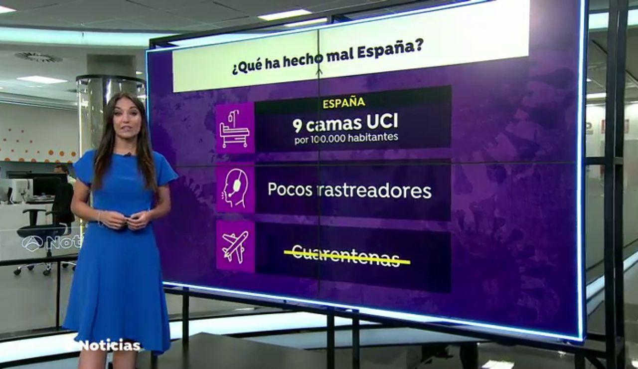 'The Lancet' valora los errores y los aciertos de España en la crisis del coronavirus