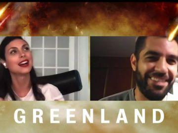 """Gerard Butler estrena 'Greenland. El último refugio':  """"Soy optimista. Todavía podemos hacer películas de forma segura""""."""