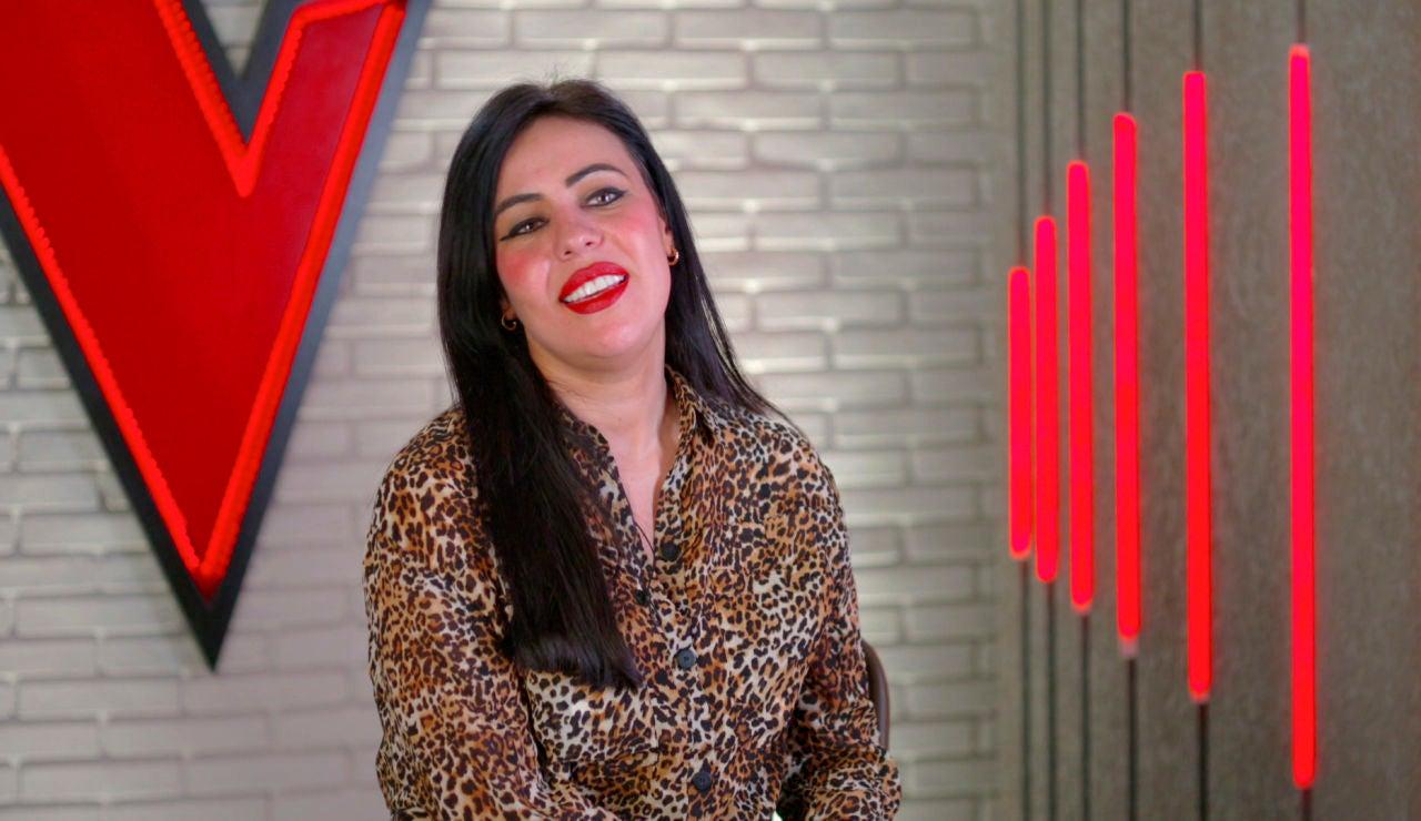 """Rocío Silva: """"Mi sueño de estar en 'La Voz' se ha cumplido gracias a Europa FM"""""""