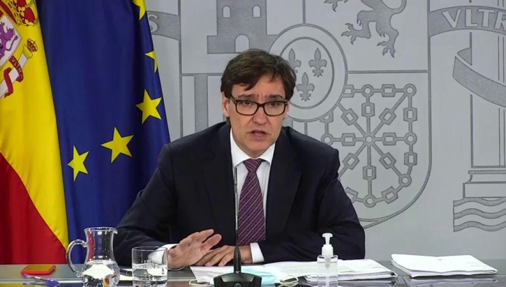 Salvador Illa recomienda cerrar Madrid por el coronavirus