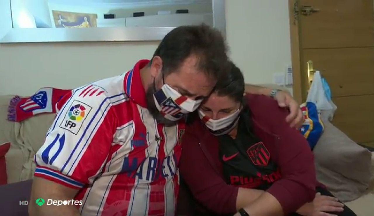 La canción de Sabina y Leiva que emociona a la afición del Atlético de Madrid