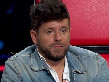 Pablo López en 'La Voz'