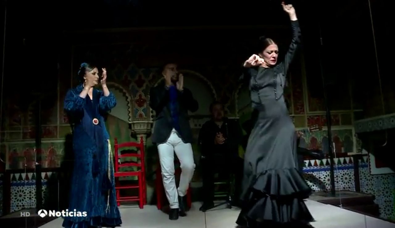 Reabren los primeros tablaos flamencos tras el parón por la pandemia de coronavirus