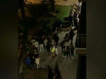 Sin mascarillas ni distancia social, indignantes imágenes de una discoteca de Madrid en plena segunda ola del coronavirus