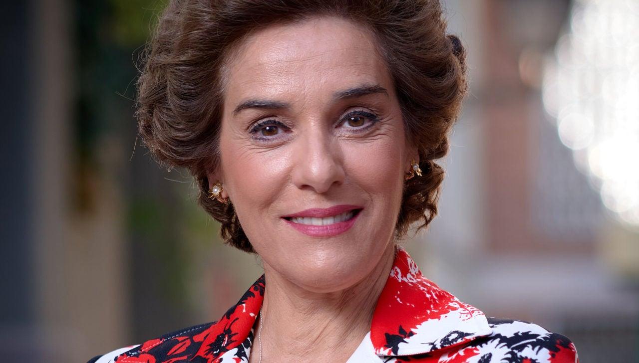 Anabel Alonso es Benigna en 'Amar es para siempre'