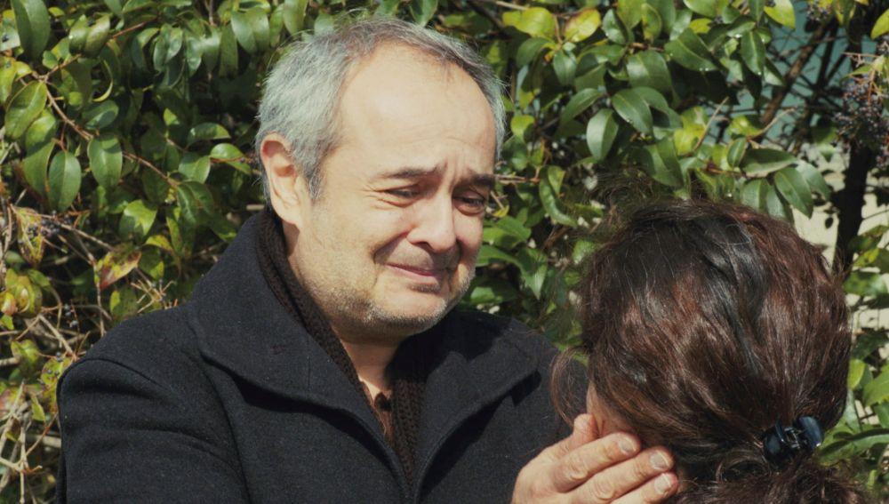 """La emocionante reconciliación de Bahar con Enver: """"Sirin nos habrá vencido cuando nos cambie como personas"""""""