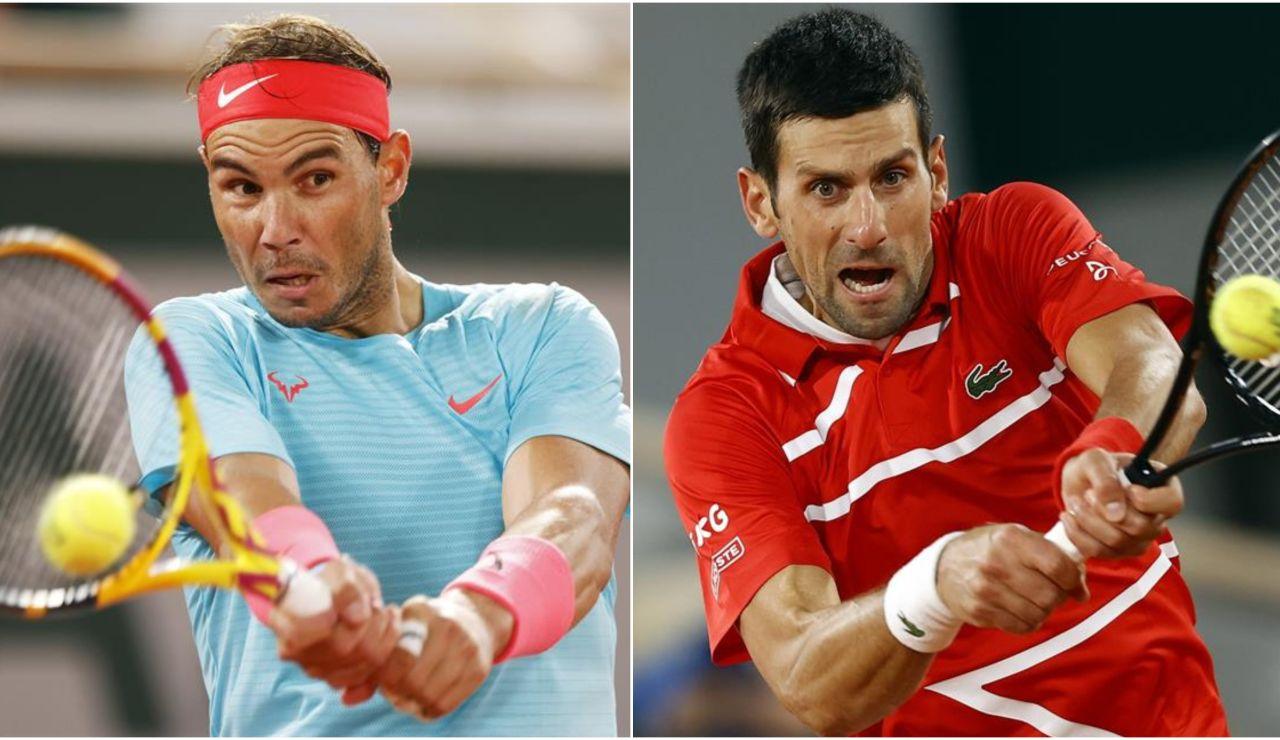 Rafa Nadal - Djokovic: Horario y dónde ver la final de Roland Garros