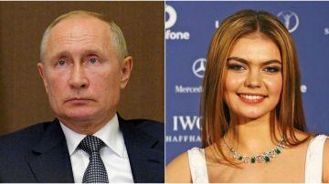 Desaparece la gimnasta Alina Kabaeva, supuesta amante de Vladimir Putin, tras dar a luz a sus gemelos