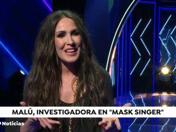 Malú regresa a los platós como jurado 'Mask Singer: adivina quién canta', el nuevo programa de Antena 3