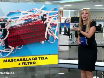 Varios hospitales de España prohíben las mascarillas de tela contra el coronavirus
