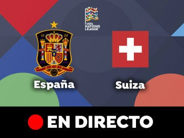 España - Suiza: Resultado y goles del partido de hoy, en directo | Nations League