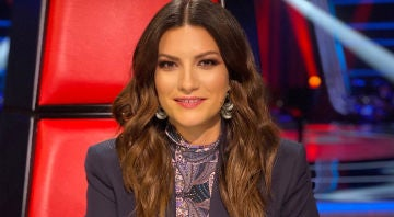Laura Pausini, coach de 'La Voz'