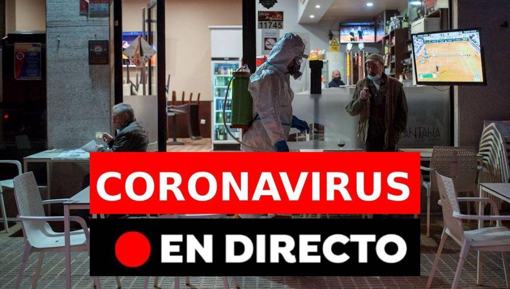 Últimas noticias del coronavirus en España el sábado 10 de octubre, última hora en directo
