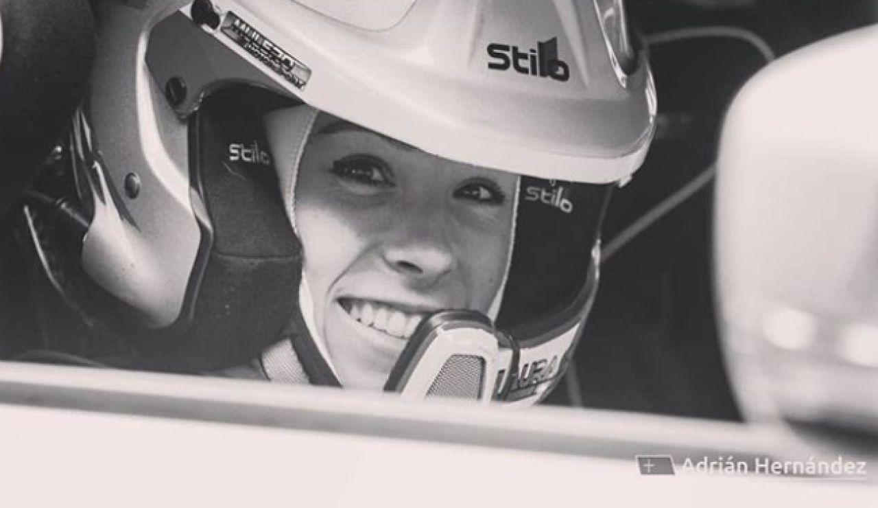 Muere Laura Salvo, copiloto española de 21 años, en un accidente en un Rally de Portugal