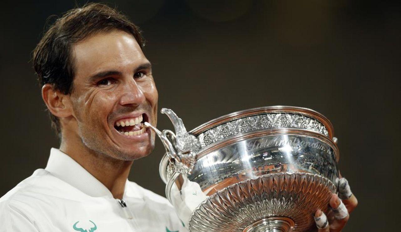 Rafa Nadal gana su decimotercer Roland Garros